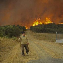 Volve arder Galiza